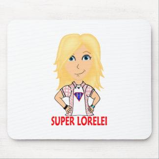 Lorelei estupendo alfombrilla de ratón