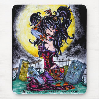 Lorelei's Graveyard Mouse Pad