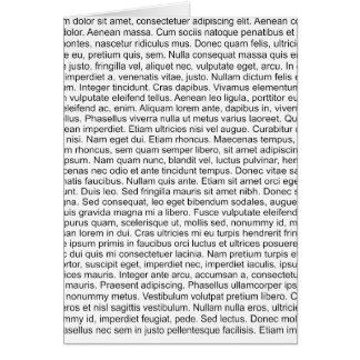 lorem ipsum blind text dummy text cards