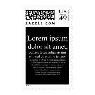 Lorem Ipsum Stamps