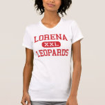 Lorena - Leopards - Middle School - Lorena Texas Shirts
