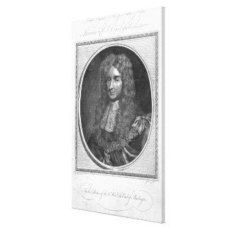 Lorenza Hyde, 1r conde de Rochester Lona Envuelta Para Galerias