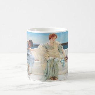Lorenzo Alma Tadema me pide no más de taza