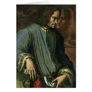 Lorenzo de Medici 'el Magnificent Tarjeta De Felicitación