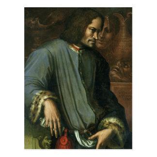 Lorenzo de Medici The Magnificent Postcard