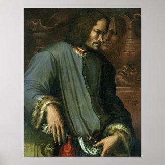 Lorenzo de Medici  'The Magnificent' Poster