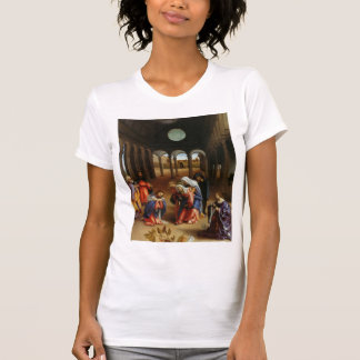 Lorenzo Lotto- Christ's farewell to Mary T Shirts