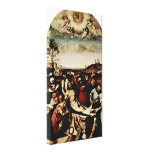 Lorenzo Lotto - Cross Canvas Print
