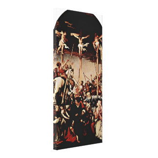 Lorenzo Lotto - Crucifixion Gallery Wrapped Canvas