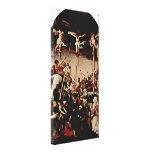 Lorenzo Lotto - Crucifixion Stretched Canvas Print