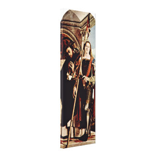 Lorenzo Lotto - Entombment Gallery Wrap Canvas