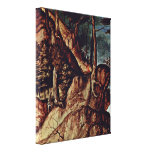 Lorenzo Lotto - St Jerome in the Desert Detail Gallery Wrap Canvas
