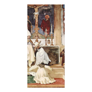 Lorenzo Lotto- Story of St. Barbara and St. Alvise Rack Card