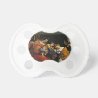 Lorenzo Lotto-The Mystic Marriage of St. Catherine Baby Pacifiers