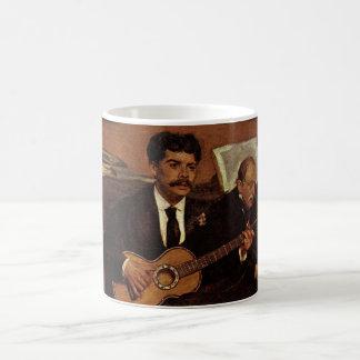 Lorenzo Pagans - Edgar Degas Classic White Coffee Mug