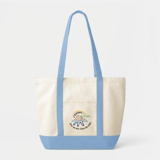 Loreto Bay - tote bags