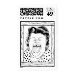 Loretta Squirrels Postage Stamps