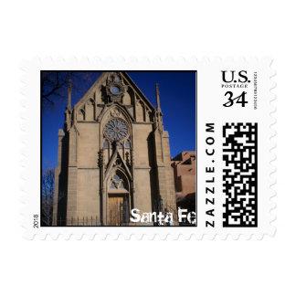 Loretto Chapel Postage