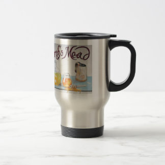 Lorgh's Mead 15 Oz Stainless Steel Travel Mug