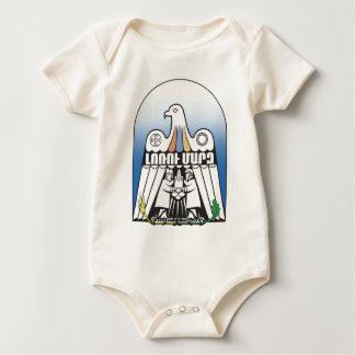 Lori, Armenia Baby Bodysuit