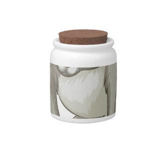 Lori Candy Jar