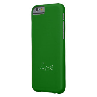 Lori Green Style iPhone case Barely There iPhone 6 Case