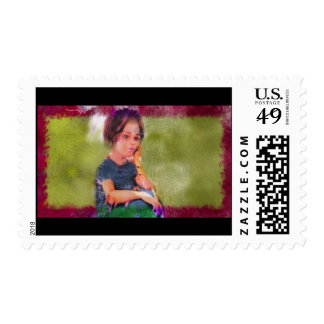 Lorie Green Background Stamps