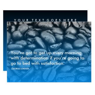 lorimer determination quote card