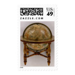 Loring's Celestial Globe Postage Stamps