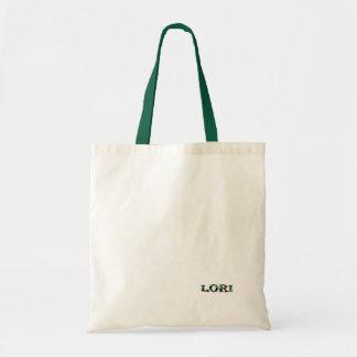 Lori's tote bag