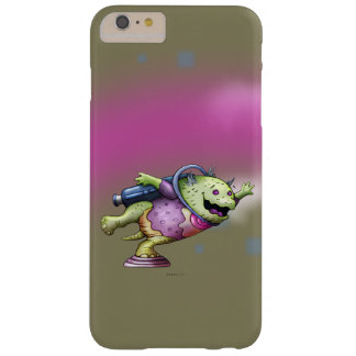 LORN CUTE ALIEN  Case-Mate Barely There iPhone Barely There iPhone 6 Plus Case