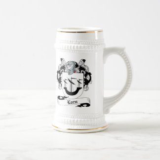 Lorn Family Crest Mug