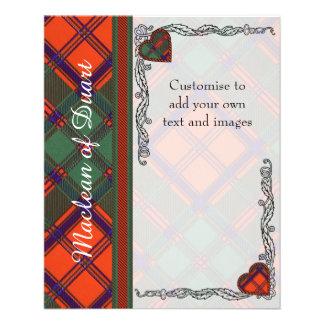 Lorne clan Plaid Scottish kilt tartan Flyer
