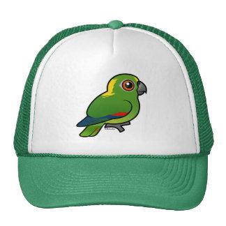 Loro Amarillo-naped de Birdorable Gorros