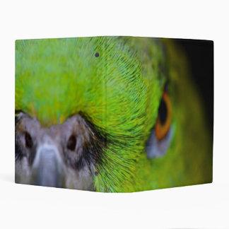 Loro Amarillo-Naped del Amazonas Mini Carpeta