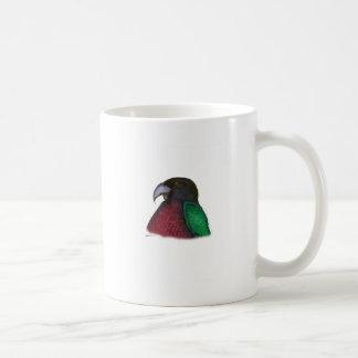 loro brillante rojo, fernandes tony taza de café