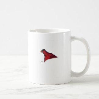 loro cardinal del lory, fernandes tony taza de café