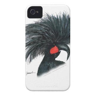 loro de cockatoo de la palma, fernandes tony funda para iPhone 4 de Case-Mate