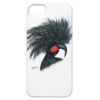 loro de cockatoo de la palma, fernandes tony funda para iPhone SE/5/5s