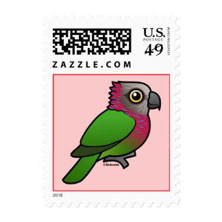 Loro de la Rojo-fan de Birdorable Envio