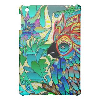 Loro de la selva - caso del iPad