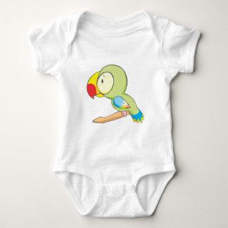 Loro del bebé remera