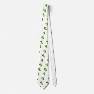 Loro del fiesta corbata personalizada