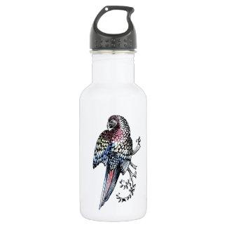 Loro del macaw de la tinta
