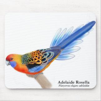 Loro Mousepad de Adelaide Rosella