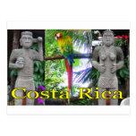 Loro precolombino de Costa Rica Postal