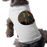 Loros Camisetas De Perro