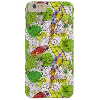 Loros tropicales funda barely there iPhone 6 plus