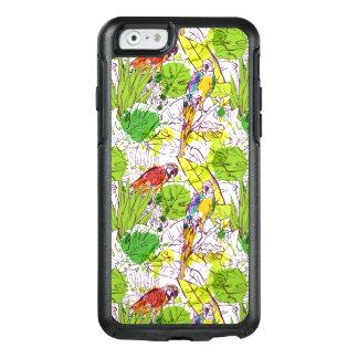Loros tropicales funda otterbox para iPhone 6/6s