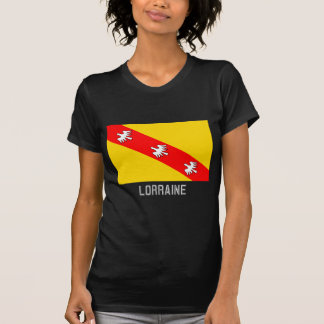 Lorraine flag with name T-Shirt